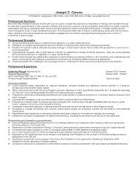 Sales Rep Resume Telephone Sales Representative Sample Resume commercial banker 58