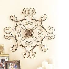 on iron wall decor amazon with decorative metal wall art amazon