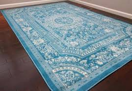 large beautiful area rugs on budget light teal rug blue traditional french fl imposing outstanding gratify
