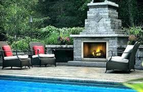 outdoor patio and backyard medium size fireplace build your own patio backyard outdoor gas making an