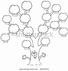 how to draw family tree how to draw a family tree lovely drawing family trees targer golden