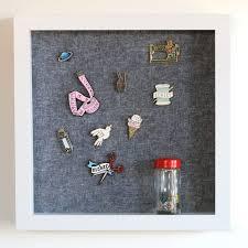 diy super simple enamel pin display board