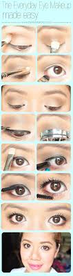 the everyday eye makeup made easy