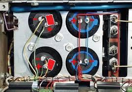 303under jpg capacitor wiring