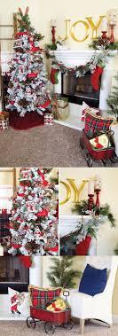 Plaid Christmas Tree Plaid Christmas Tree Michaels Dream Tree Challenge By Lindi Haws