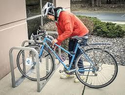 outdoor bike racks rack for home bicycle