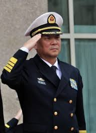 Commander Of Chinas Navy Pays A Visit To The U S Surface Warfare