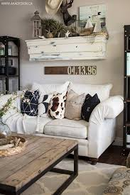 L Homey Cottage Style Living Room