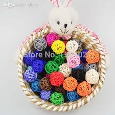 Wicker Balls For Decoration Fascinating Wholesale 32cm Mix Rattan Balls Christmas Decorative Wicker Balls