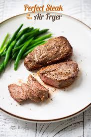 air fryer steak recipe in the air fryer perfect steak every time bestrecipebox