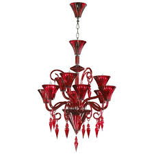 contemporary red chandelier beautiful 107 best lighting and chandelier images on than inspirational red chandelier