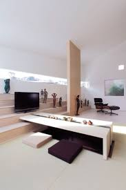 Japanese Living Room Modern Designs Revolving Around Japanese Dining Tables