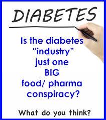 Diabetes Conspiracy