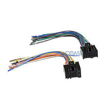 stereo wiring harness chevy ebay chevy cobalt stereo install kit at 2007 Chevy Cobalt Wiring Harness Stereo