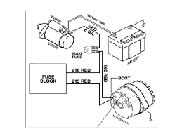 basic chevy alternator wiring diagram ford 3 wire alternator wiring chevy 3 wire alternator diagram wirdig to wire gm alternator wiring