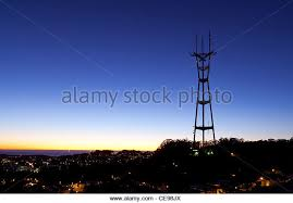 Sutro Tower Coat Rack Sutro Tower Stock Photos Sutro Tower Stock Images Alamy 85