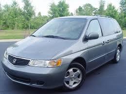 2001 Honda Odyssey - Overview - CarGurus