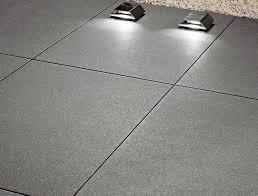 Flooring Design Outdoor Exterior Porch Design Squared Grey Floor Tiles Outdoor