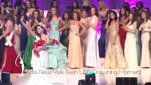 Miss new york teen usa pageant