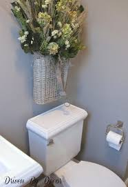 Toilet Decor Whats Over Your Toilet Driven By Decor