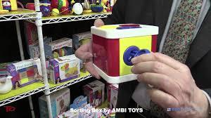 GALT Ambi Toys Sorting Box Has the Key to Kids' Motor Skills