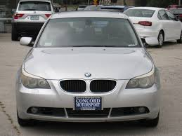 BMW 5 Series bmw 5 series review 2004 : 2004 Used BMW 5 Series 525i at Concord Motorsport Serving ...