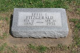 Flowers for Effie E. Ensley Fitzgerald - Find A Grave Memorial