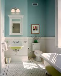 exterior paint colors with red brickclawfoot bathtub in Bathroom Traditional with Exterior Paint