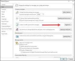 How To Add A Signature In Outlook Productivity Portfolio