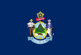 Current State Of New Jersey Flag