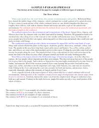 paragraph essay example on quotes quotesgram sample five paragraph essay as doc picture follow us