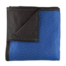 Moving Blankets - Packing Supplies - The Home Depot & Non-Woven Padded Moving Blanket Adamdwight.com