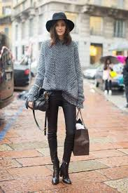 best black pants outfit ideas to copy