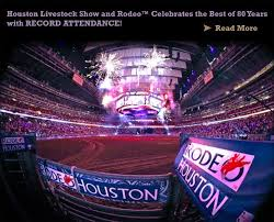 The World Famous Houston Livestock Show And Rodeo And