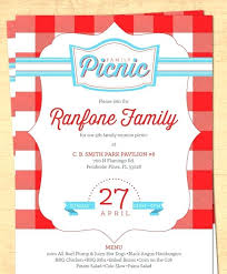 Picnic Flyers Invitation Flyers Templates Free Athoise Com