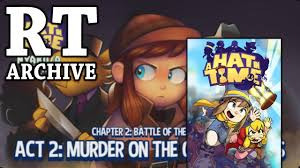 RTGame <b>Archive</b>: A <b>Hat</b> in Time - YouTube