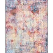 orange and blue area rug burnt orange colored area rugs