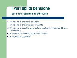 PPT - Le pensioni in Germania PowerPoint Presentation, free download -  ID:4852927