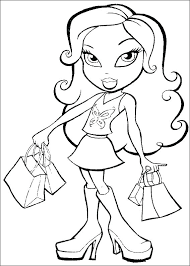 Lol Doll Coloring Pages To Print Print This Coloring Page Lol