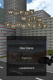 Words With Yourself Apk تحميل - مجاني كلمات ألعاب لأندرويد | Apkpure.com