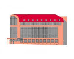 Дипломный проект пгс Торговый центр в Пермской области Дипломный проект пгс Торговый центр в Пермской области