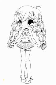Anime Girl Coloring Pages Anime Coloring Pages For Adults Beautiful