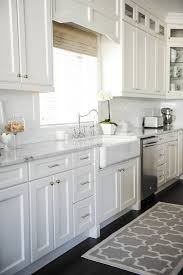 all white kitchen designs. Kitchen Furniture White. 30 Spectacular White Kitchens With Dark Wood Floors - Page 17 Of All Designs R