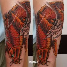 значение татуировок рыб фото и эскизы тату рыбы Rustattooru