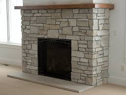 Stone On Fireplace Classy Ideas 12 Choosing A ..