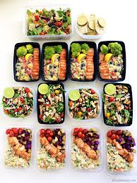 Weekly Lunch Prep Weekly Meal Prep 2 Fit Women Eat