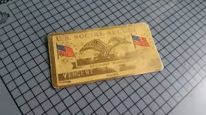 We did not find results for: My Great Grandfather S Social Security Card Was Made Out Of Metal Not Paper Mildlyinteresting