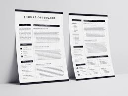resume in ms word classical resume in ms word by white graphic on dribbble