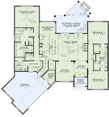 3 Bedroom 2 Bath House Plans Impressive Inspiration