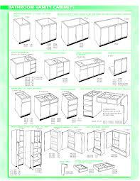 Standard Bathroom Vanity Top Sizes Kitchen Cabinet Standard Sizes Standard Kitchen Cabinet
